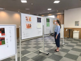 Exhibition of the results of PBL activities
