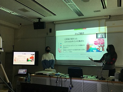 PBL Activities and Presentation 2020 Fall/Winter Semester