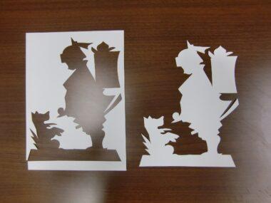 Kamikiri (Paper Cutting Art)